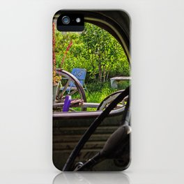 Window in Time iPhone Case
