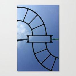 South Prk Sky Canvas Print