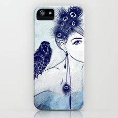 Parrot Girl Slim Case iPhone (5, 5s)