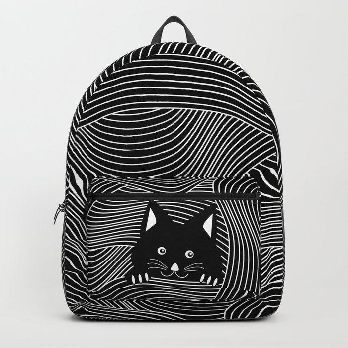 Crazy Cat Lady Backpack