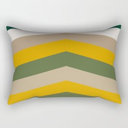 Moraccon chevron Rectangular Pillow