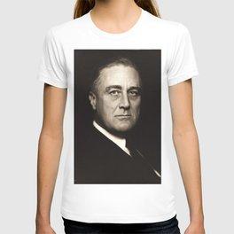 Franklin D. Roosevelt, about 1932 T-shirt