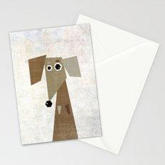 Odd Dachshund  Stationery Cards