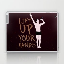 Hedwig: Lift Up Your Hands! Laptop & iPad Skin