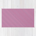 Festival Fuchsia Stripe by saravalor