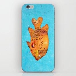 Garibaldi Fish iPhone Skin