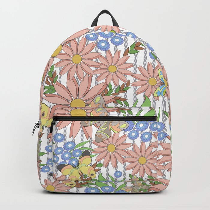 cute floral pattern Backpack