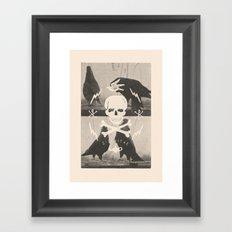 Sic Vitae Framed Art Print