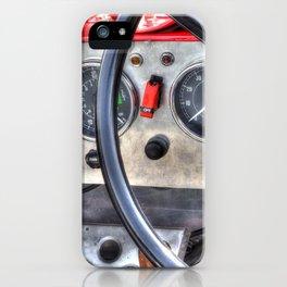 Steering & Dash iPhone Case