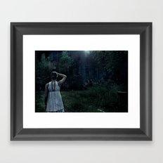 Dark Ambition Framed Art Print