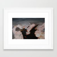 spawn Framed Art Prints featuring Spawn by mfrioni