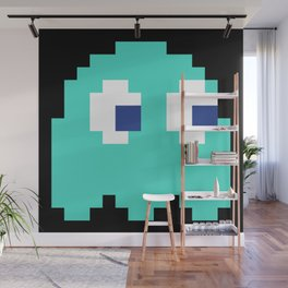 8-Bits & Pieces - Inky Wall Mural