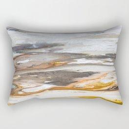 Yellowstone National Park - Thermophiles, Norris Geyser Basin Rectangular Pillow