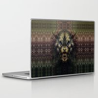 beast Laptop & iPad Skins featuring Beast by Zandonai