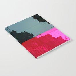 Trieste Glitch 01 Notebook