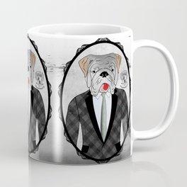 Mr. Dandy - English Bulldog Coffee Mug