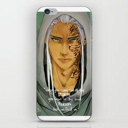Rowan Whitethorn iPhone Skin
