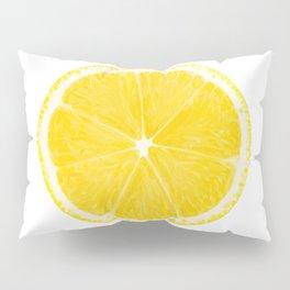 LOVE LEMON Pillow Sham