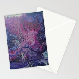 Cosmic Bodies Stationery Cards