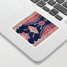 Karabagh Azerbaijan South Caucasus Kelleh Rug Print Sticker
