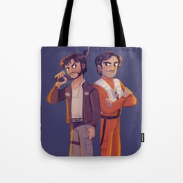 Latinos in Space! Tote Bag