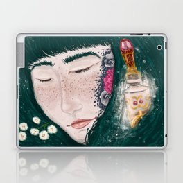 Hair Perfume Laptop & iPad Skin
