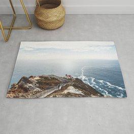 Point Reyes Lighthouse Rug