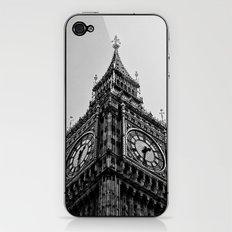 Big Ben | London . B/W iPhone & iPod Skin