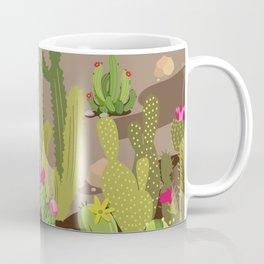 Cactus Variety 3 Coffee Mug