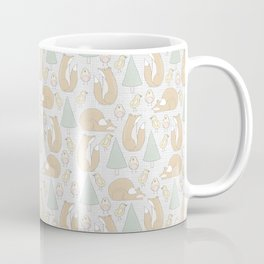 foxes and chickens Coffee Mug