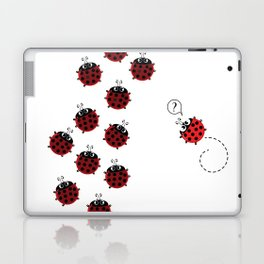 The path to Spring Laptop & iPad Skin