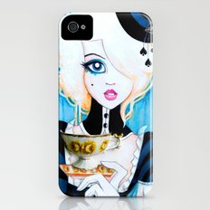 Alice in Wonderland iPhone (4, 4s) Slim Case