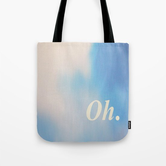 Oh. Lightness Tote Bag