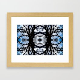 Treeflection III Framed Art Print
