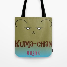 Kuma-chan (Ouran High School Host Club) Tote Bag