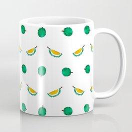 Durian - Singapore Tropical Fruits Series Coffee Mug