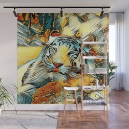 AnimalArt_Tiger_20170603_by_JAMColorsSpecial Wall Mural