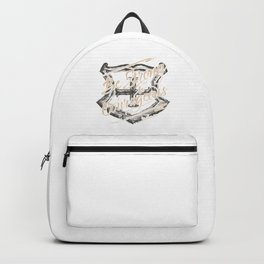 Be Strong and Courageous Backpack