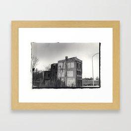 Kentucky Fried Philly  Framed Art Print