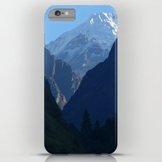 Pines and Mountains near Dharapani Slim Case iPhone 6s Plus
