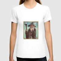 gandalf T-shirts featuring Gandalf by Casey Shaffer