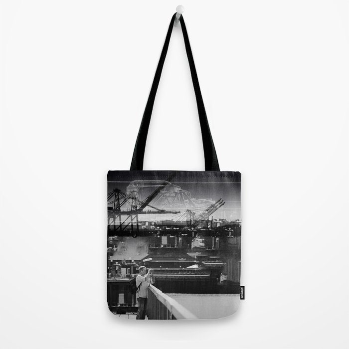 Focused Distraction Tote Bag