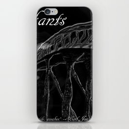 The Infants iPhone Skin