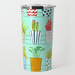 Plant Rack Travel Mug