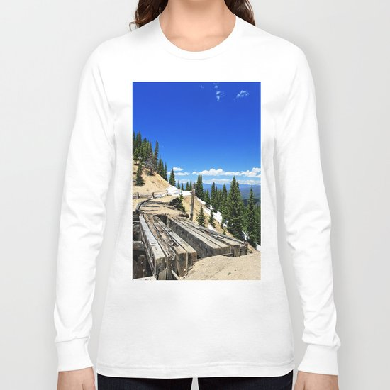 Old Bridge Long Sleeve T-shirt