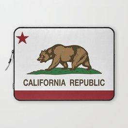 California Republic Flag Laptop Sleeve
