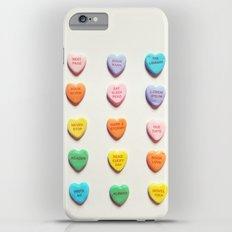 Love Books Slim Case iPhone 6 Plus