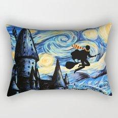Potter Starry Night Rectangular Pillow