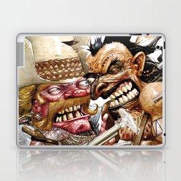 cowboy and native american Laptop & iPad Skin