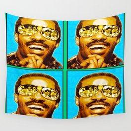 """STEVIE WONDER: iWONDER"" Wall Tapestry"